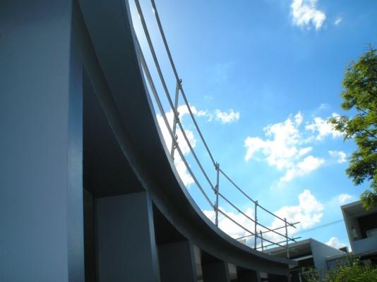 Commercial Balcony